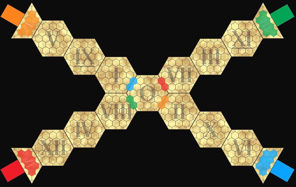 Gladiatoris - Arena 6 Cornibus