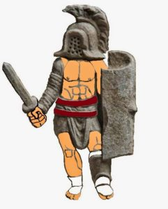 Gladiatoris - Alfonso Murmillo Mañas (abr14)
