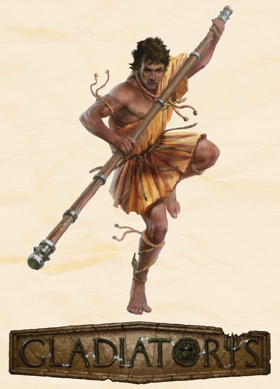 Gladiatoris - Lusitor (Petauristae)
