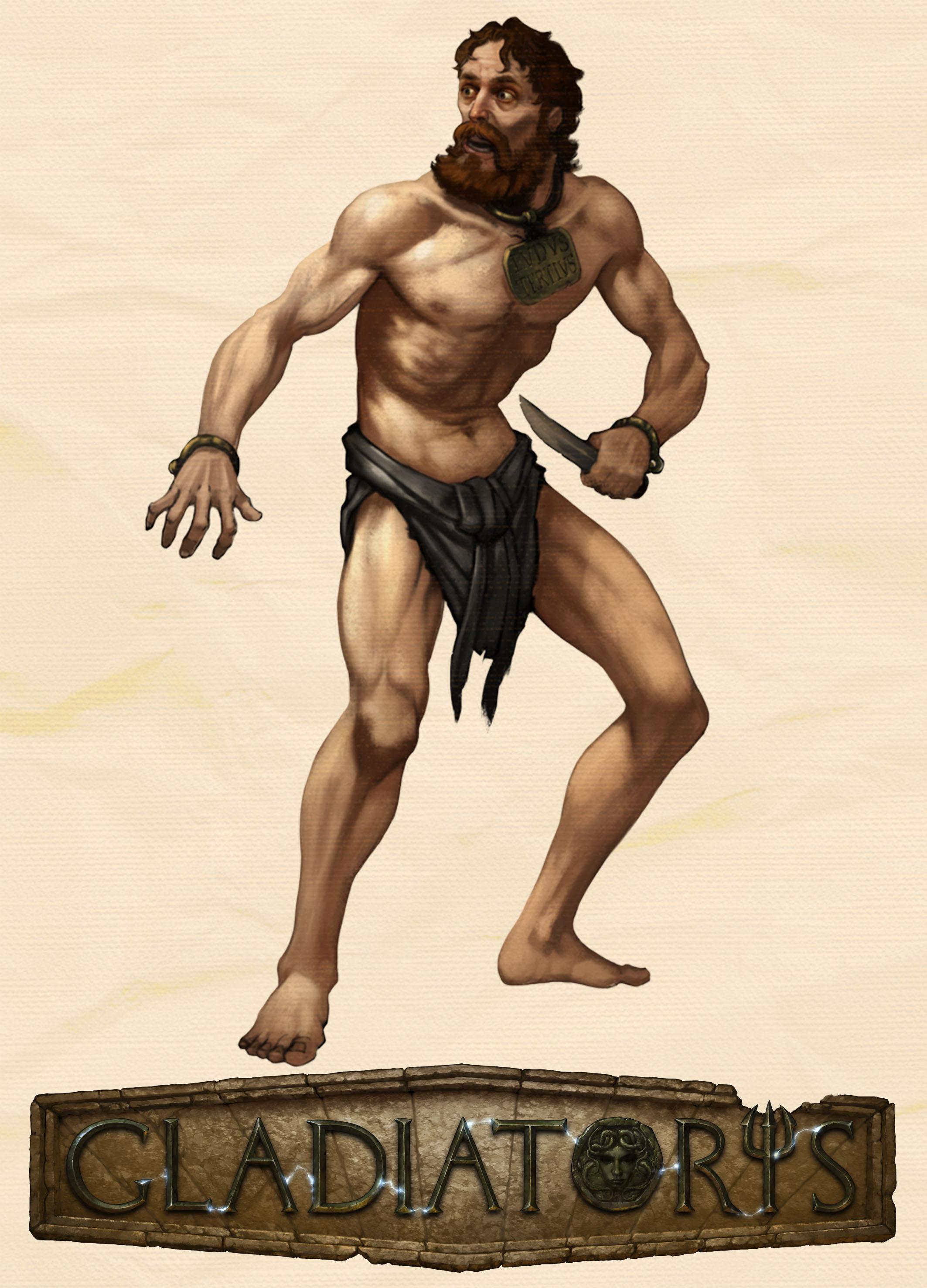 Gladitoris - Esclavo