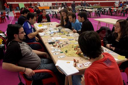 Ludi Pucelae Semifinal 4