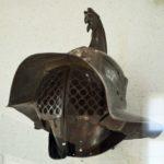 Casque de gladiateur thrace (Louvre Museum)