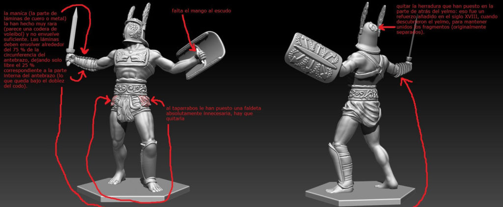 Gladiatoris - Provocator 3D corregido