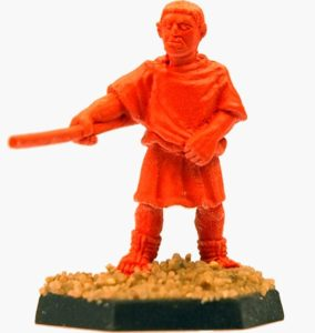 Gladiatoris - former Contrarretiario of the prototype (Foundry Miniatures, modified)