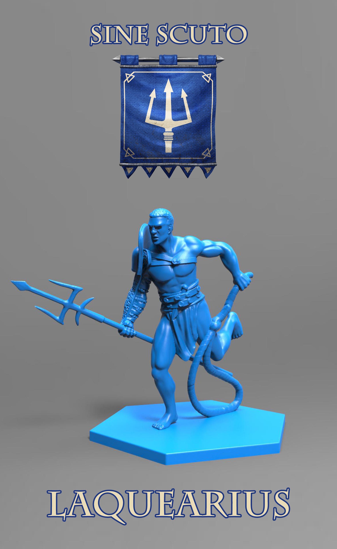 Laquearius (Sine Scuto)