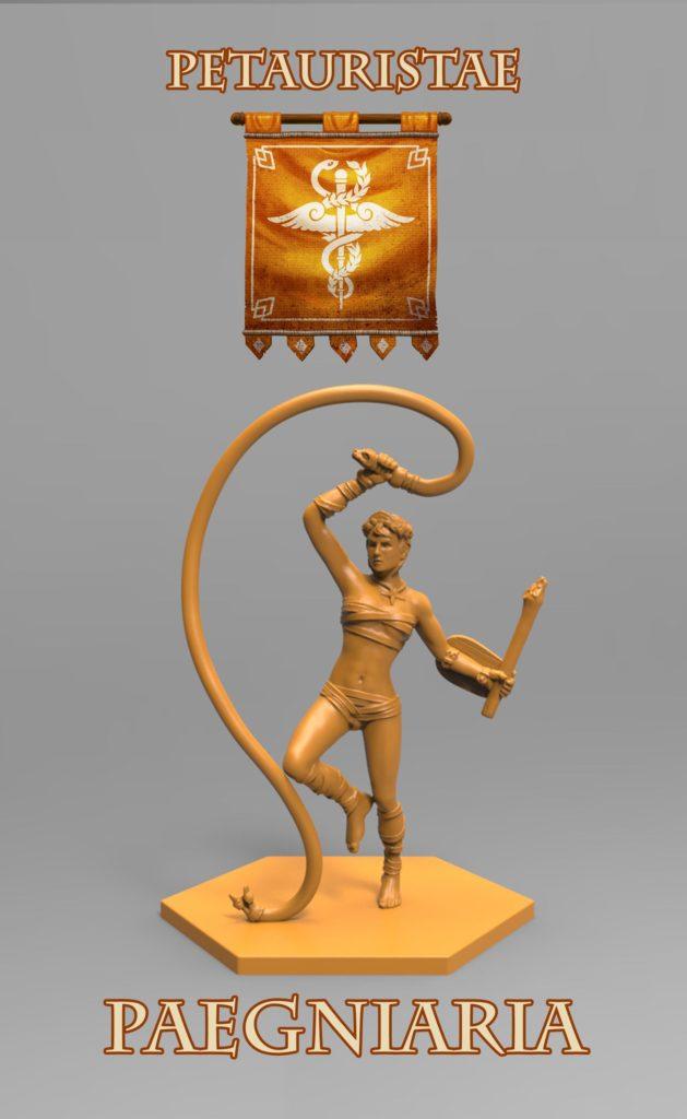 Gladiatoris - Paegniaria (Petauristae)