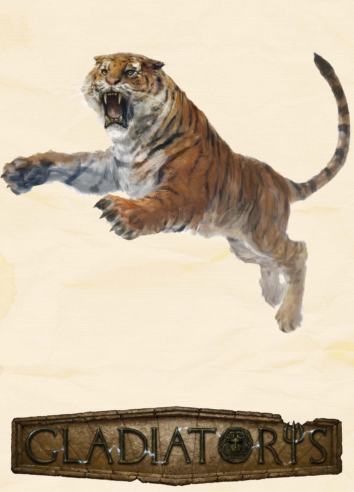Gladiatoris - Tigre (Petauristae)