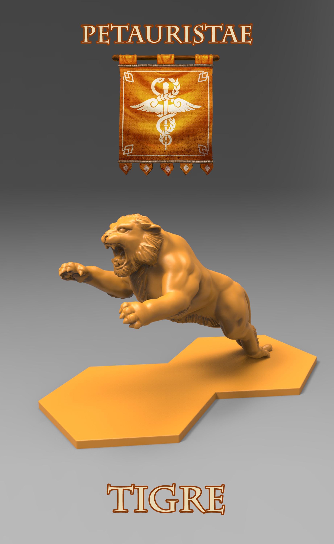 Tigre (Petauristae)