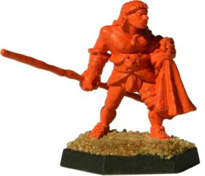 Gladiatoris - prototype (Foundry Miniatures, modified) Desultor