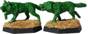 Gladiatoris - Lobos del prototipo