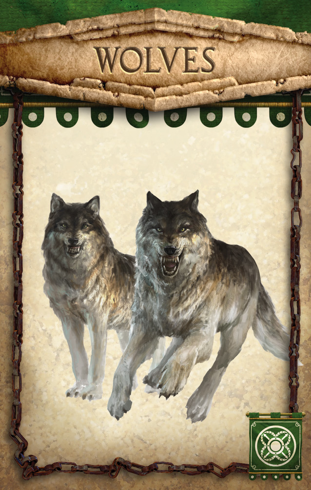 Wolves (Small Beasts)