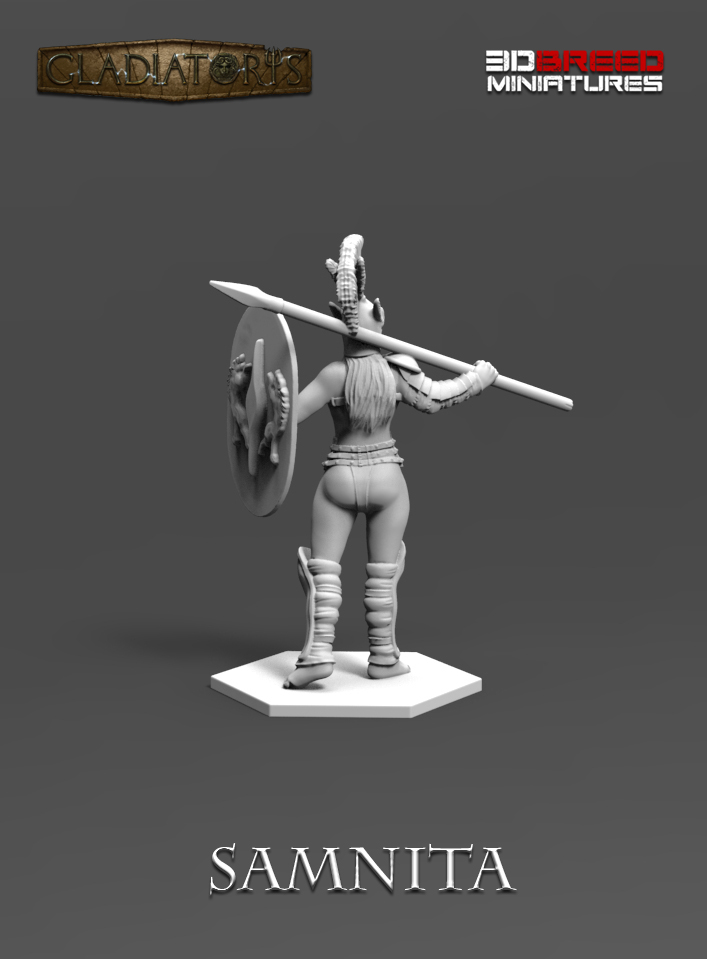 Gladiatoris - Samnita Final