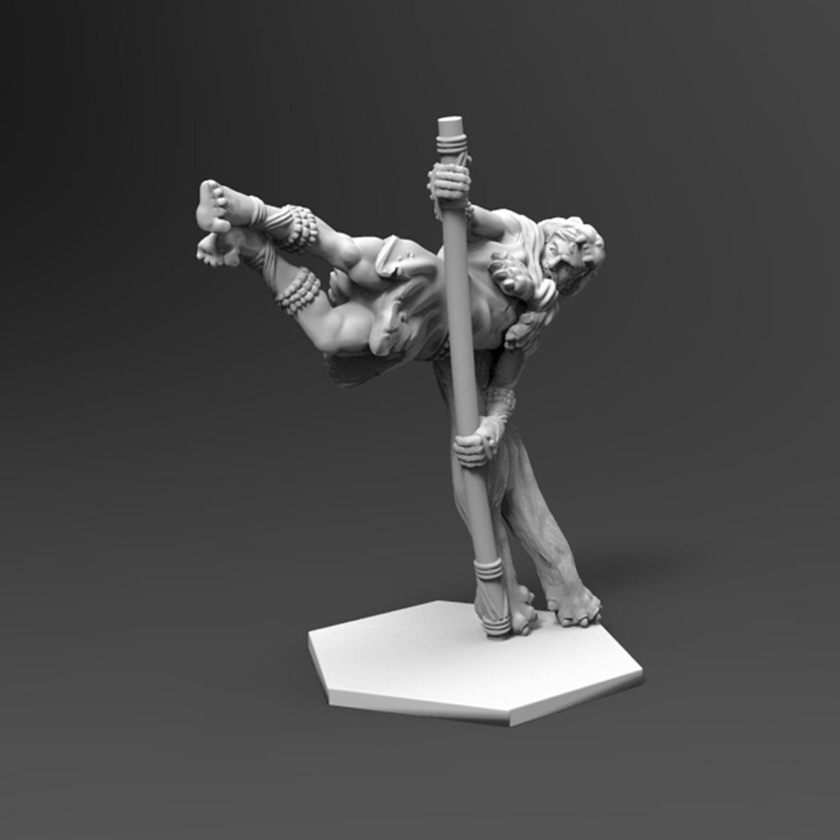 gladiatoris-desultor-3d-en-proceso-2