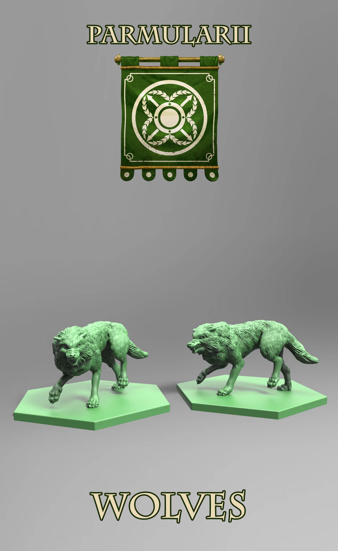 Wolves (Parmularii)