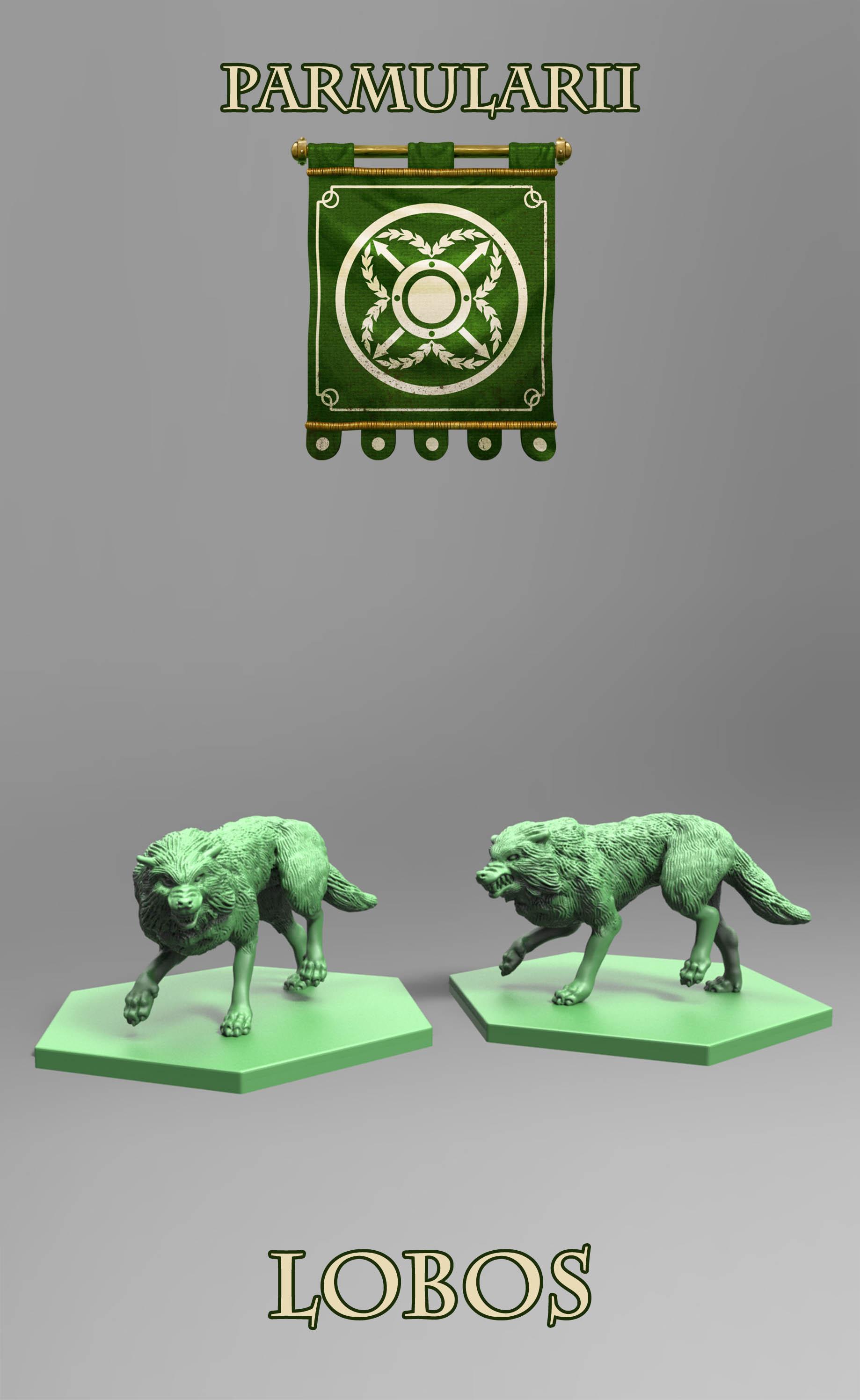 Lobos (Parmularii)