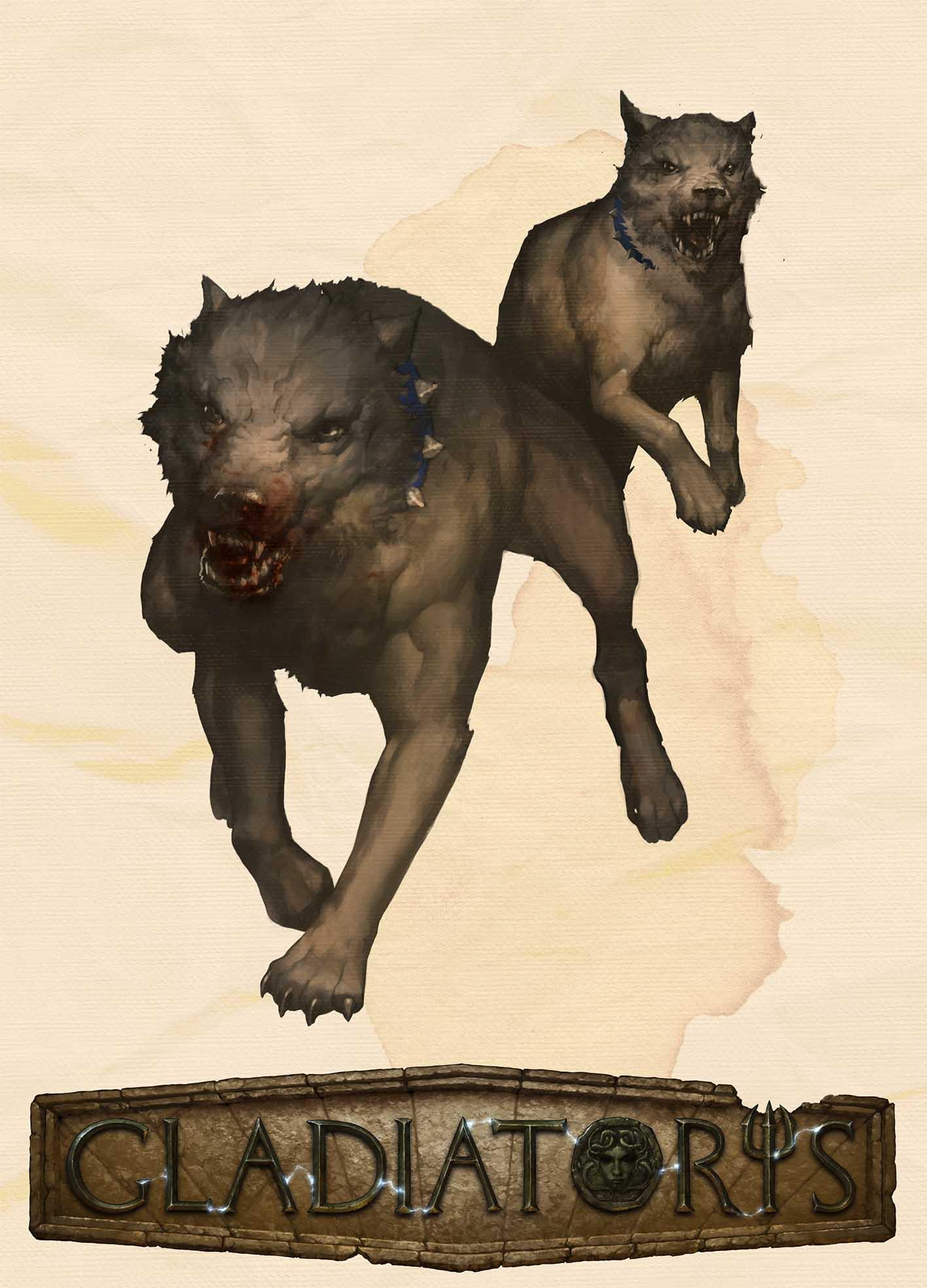Gladiatoris - Perros de Presa (Sine Scutum)