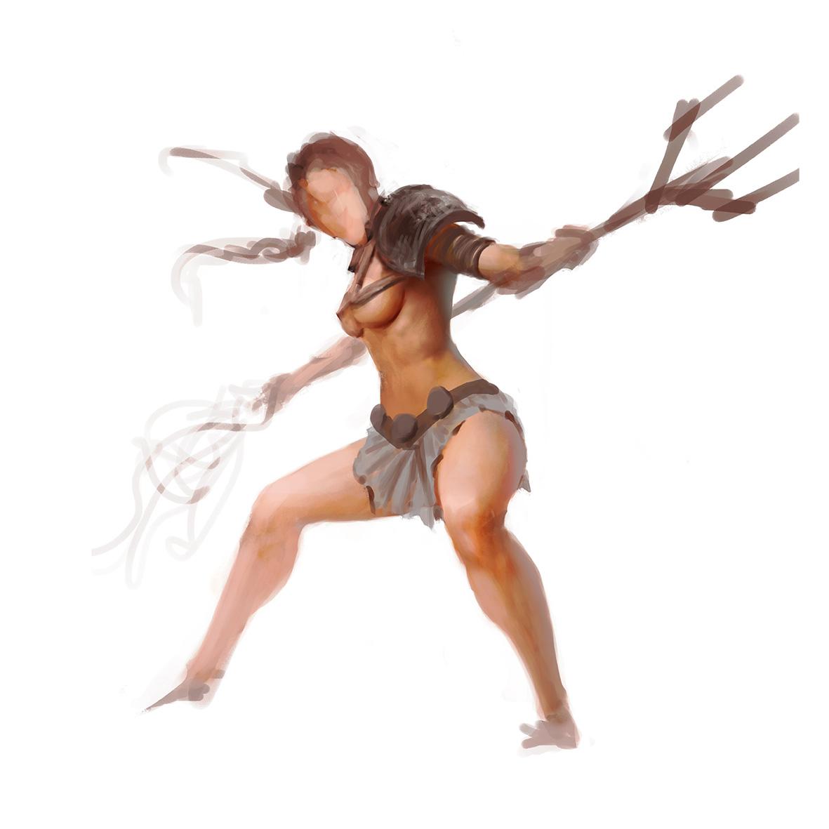 Gladiatoris - Secuencia Retiaria 3 b