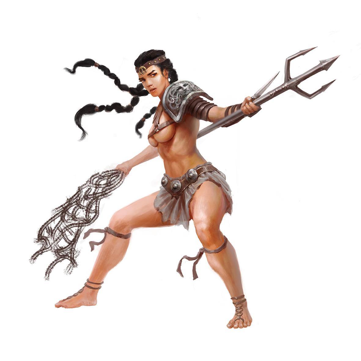 Gladiatoris - Secuencia Retiaria 5