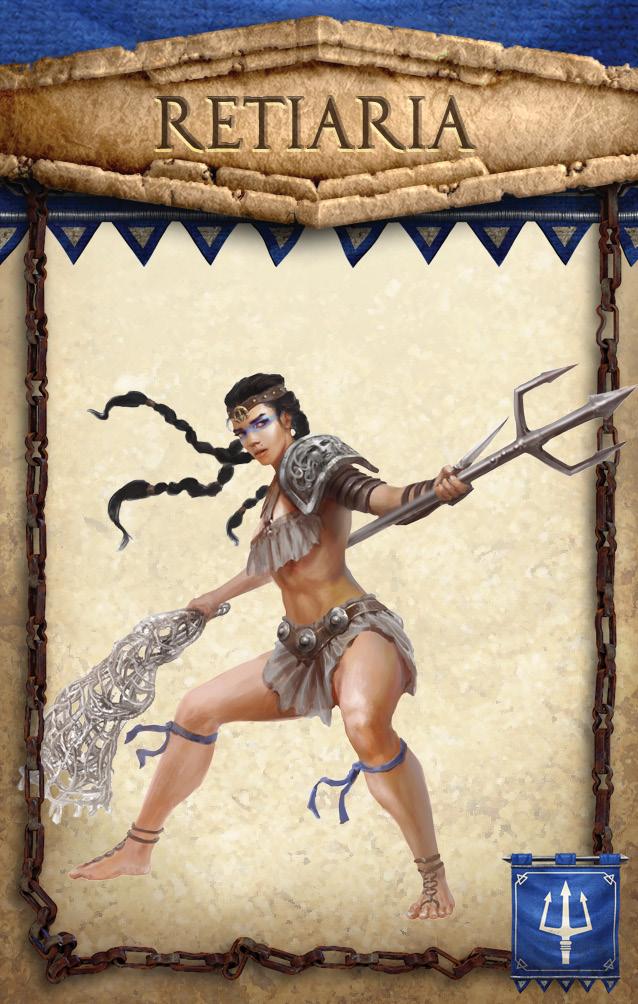 Retiaria (Gladiator)