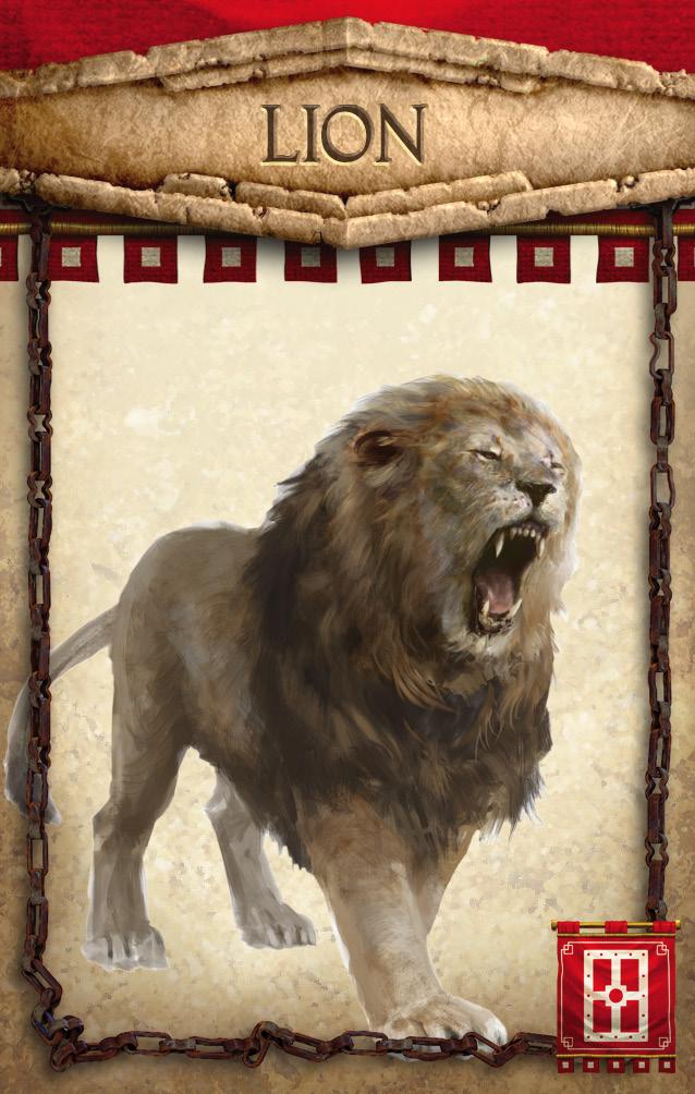 Lion (Big Beast)