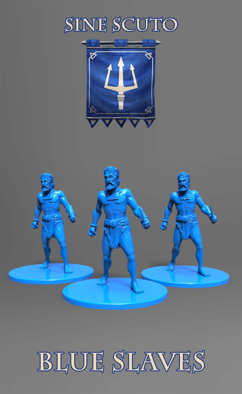 Blue Slaves (Sine Scutum)